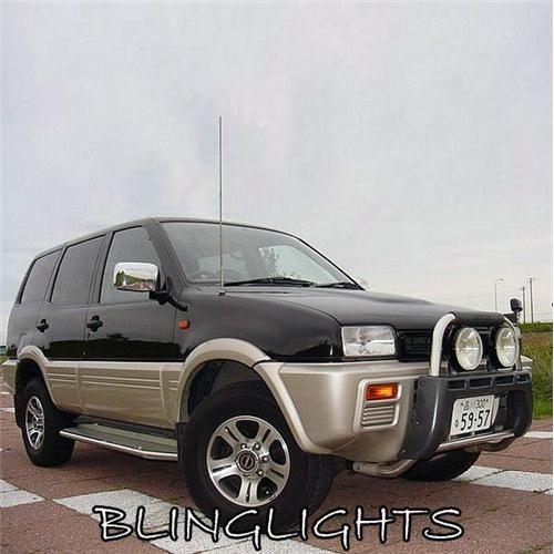 Nissan Terrano II Off Road Driving Lights Auxilliary Brush Bar Offroad Trail Li
