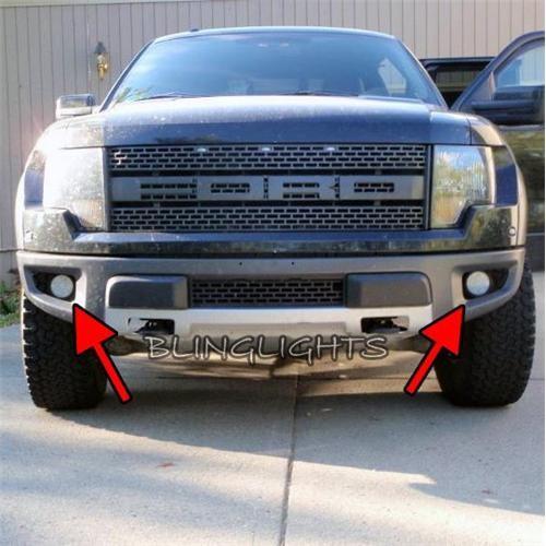 Ford F-150 Raptor SVT LED Fog Lights Driving Lights Kit Fog Lights Driving Ligh