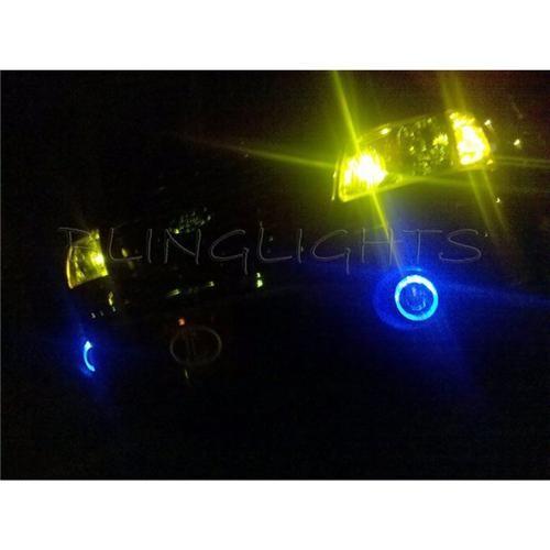 2010 2011 Ford Ranger Halo Fog Lights Angel Eye Driving Lights Fog Lights Kit