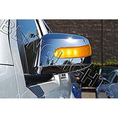 Suzuki Equator LED Mirror Turnsignal Accent Lights Mirrors Turn Signals Lamps S