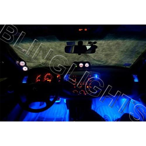 Toyota Tacoma LED Interior Feet Lighting Floor Lamp Kit