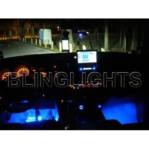 Toyota Tundra LED Interior Feet Lighting Floor Lamp Kit
