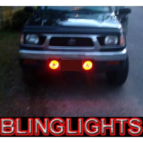 2001 2002 Toyota Hilux Halo Fog Lights Angel Eye Fog Lights Driving Lights Kit