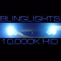 H3 Glacier Blue 10000K 55w Xenon HID Light Lamp Conversion Kit 55watt 55 Watt J