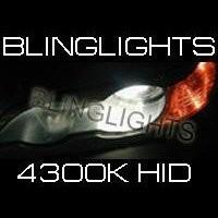 880 881 4300K OEM White 55 Watt Xenon HID Lamp Conversion Kit 55w HIDs Lights f