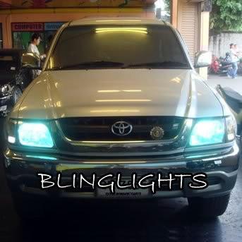Toyota Hilux Vigo Bright White Replacement Light Bulbs for Head Lights