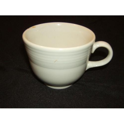 Homer Laughlin Cup 7 3/4-oz White Fiestaware 452 China