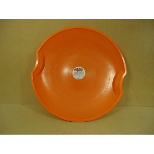 Flexible Flyer Toboggan 26in x 4in Orange Paricon Plastic