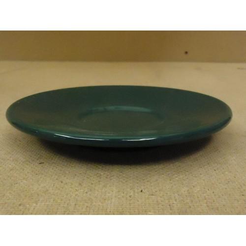 Designer Saucer 6 1/2in Diameter Green China