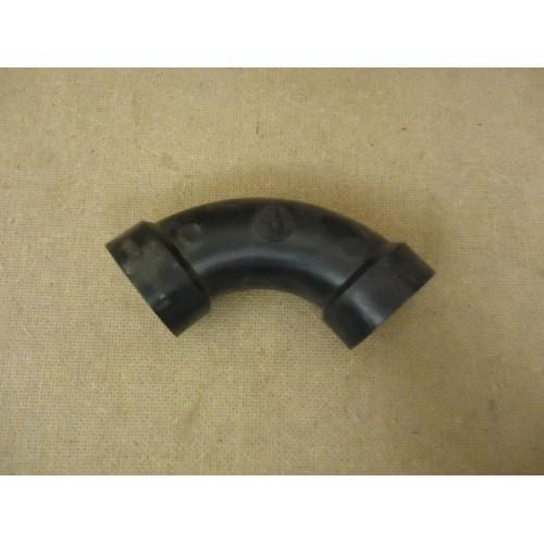 Standard 90 Degree Elbow Black 1 1/2in x 1 1/2in HxH Plumbing ABS