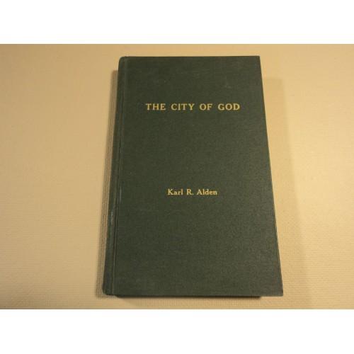 Church of the New Jerusalem The City of God Karl R Alden Book Hardcover