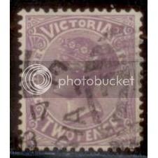 Australia 1905 SC#220 Used (L437)