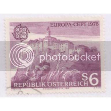 Austria 1978 SC# 1079Used L455