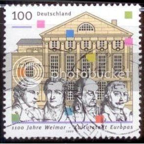 Modern German Stamp SC#2024