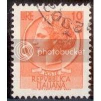 Italian stamp SC# 998e