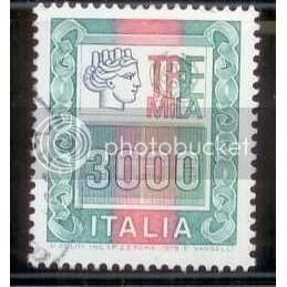 Italian stamp SC# 1293
