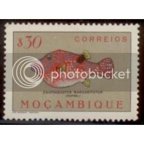 Mozambique  MNH-OG SC#336