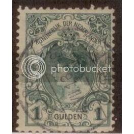 Netherlands 1898 SC#83 Used L445