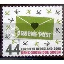 Netherlands SC# 1268 (used)