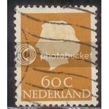 Netherland Used Stamp SC# 355