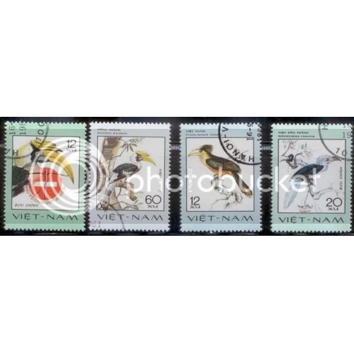 Vietnam SC#864-871 set of 8 (used)