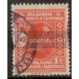 Yugoslavia stamp SC#46