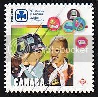 Canada 2402 Girl Guides of Canada CV = N/A$