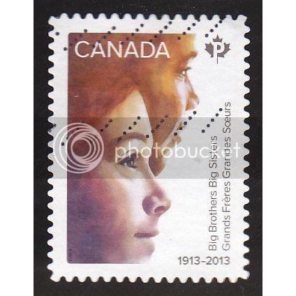 Canada 2645 Big Brothers Big Sisters of Canada