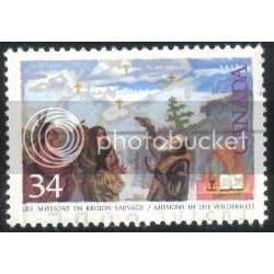 Canada 1129 Explorators: Missions CV = 0.30$