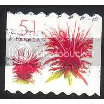 Canada 2128 Lilies Coil CV = 0.20$