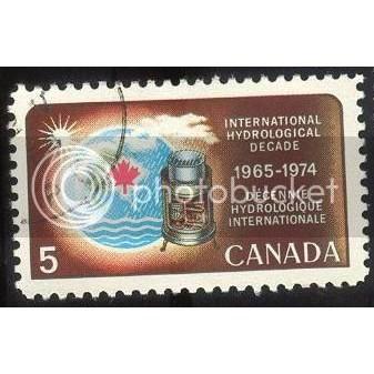 Canada 481 Hydrological Decade CV = 0.20$