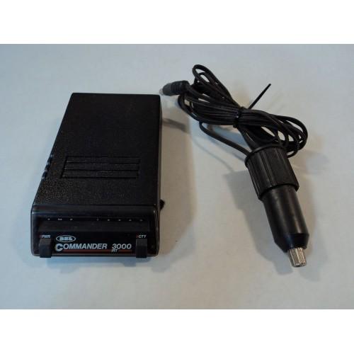 Bel-Tronics Limited Radar Detector Black 3000IRT Commander Vintage