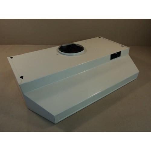 Nutone 190 CFM Range Hood Fan 30 Inch 6.5 Sones Almond 75 Watt Light LL6300N