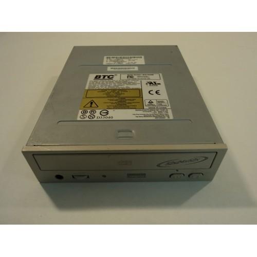 BTC Internal CD ROM 52x24x52X Rewritable Compact Disc BCE5224IM 6074500014