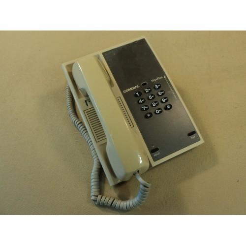 Comdial Office Phone Corded Beige Two Way Speaker 992