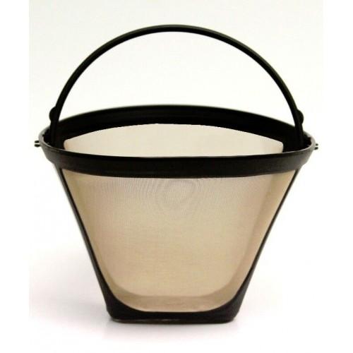 Gold Tone #2 Permanent Cone Coffee Filter F08-LG02