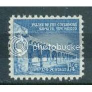 1031A 1 1/4c Govenors Palace Fine MNH