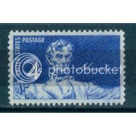 1116 4c Lincoln Fine MNH Plt/4 UR 26271 Plt05935