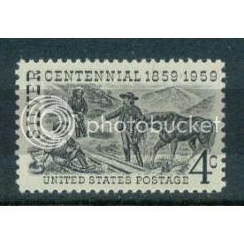 1130 4c Silver Fine MNH