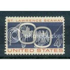 1131 4c St. Lawrence Seaway Fine MNH Plt/4 LR 26336 Plt08231