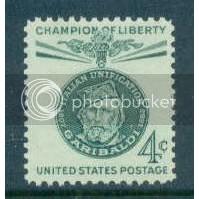 1168 4c Garibaldi Fine MNH Plt/4 LR 26793 Plt12819