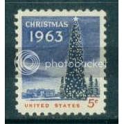 1240 5c Christmas Fine MNH Plt/4 UL 27579 Plt13281