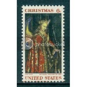 1363 6c Christmas Fine MNH Plt/10 LS PltL5006