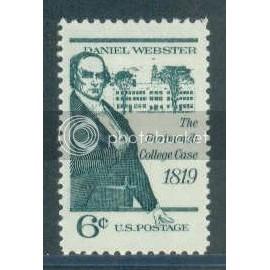 1380 6c Webster Fine MNH Plt/4 UR 31056 Plt13143