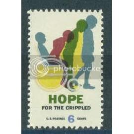 1385 6c Easter Seals Fine MNH Plt/4 UL 31461 Plt1045