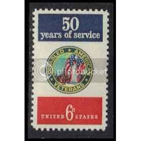 1421 6c Veterans Fine MNH