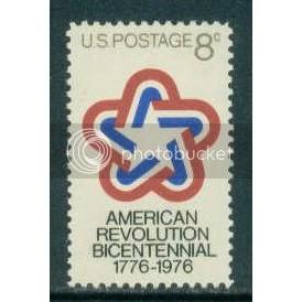 1432 8c American Revolution Fine MNH Plt/4 UR 33059 Plt08973