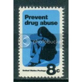 1438 8c Drug Abuse Fine MNH Plt/6 LL 33067-69 PltL5056
