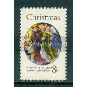 1471 8c Christmas Fine MNH Plt/12 UL 33560-65 PltL5089