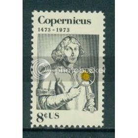 1488 8c Copernicus Fine MNH Plt/4 LR 34112 Plt06523